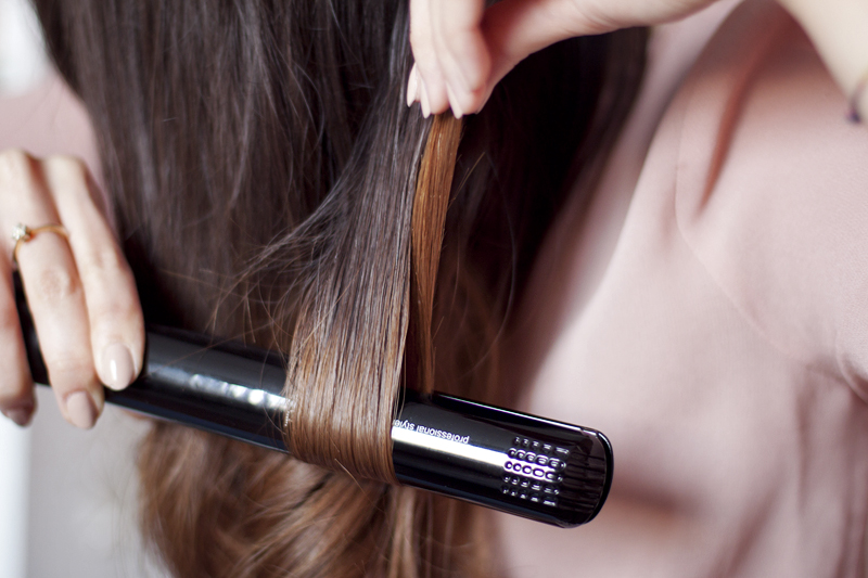 ghd Hair Tutorial