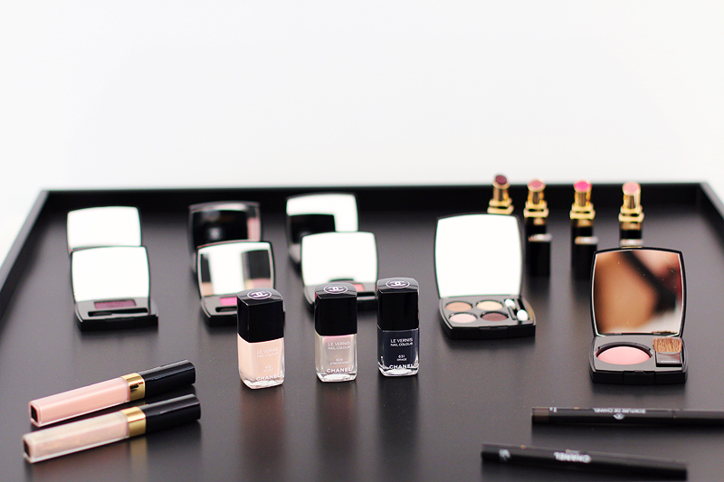 Chanel Collection États Poétiques for Fall 2014