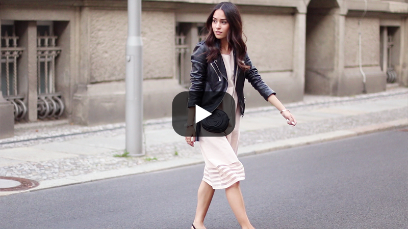 OOTD - Outfit of the Day - The Midi Dress Video