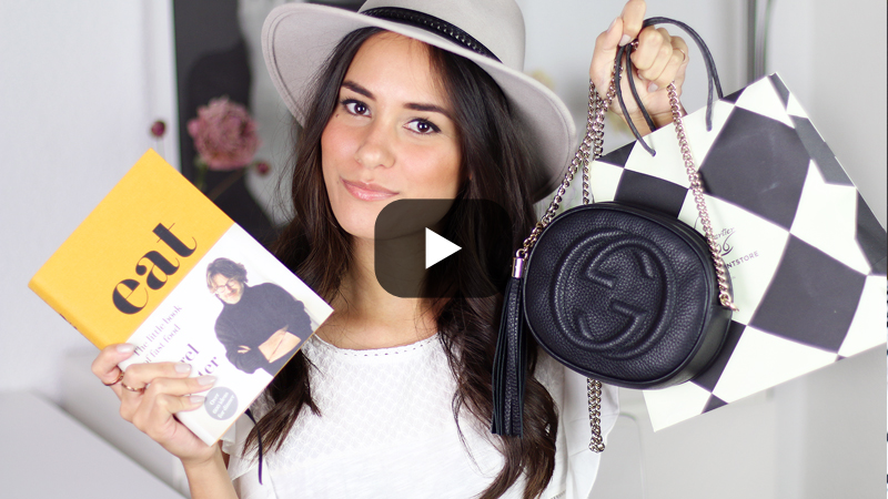 The not so mini Haul (The Kooples, COS, Chantecaille, Gucci, TK Maxx)