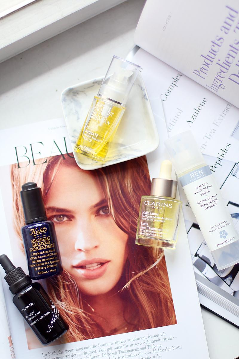 Gesichtsöle Facial Oils