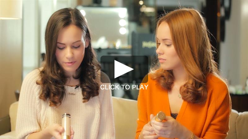 Teetharejade for Yves Saint Laurent Le Teint Touche Éclat Video