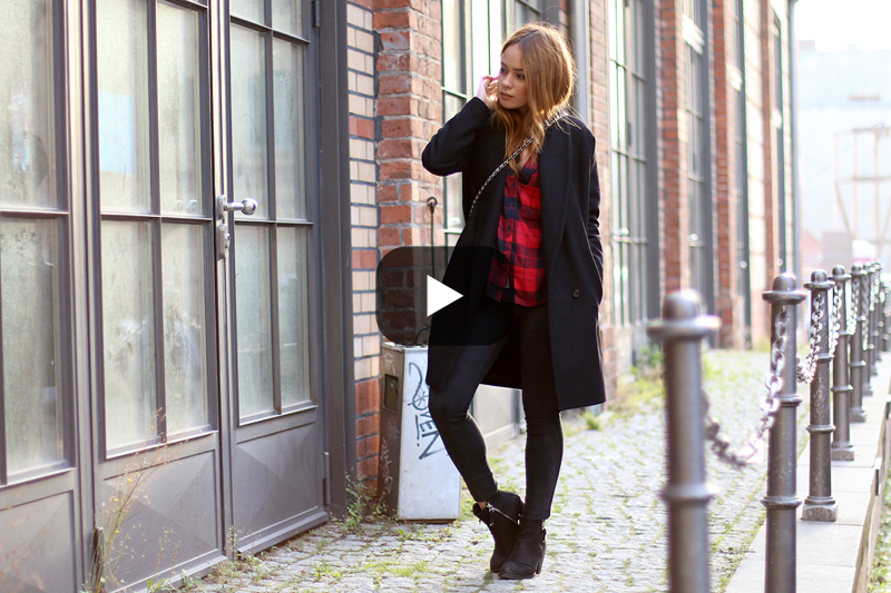 New Video: OOTD - Outfit of the Day - The Flannel
