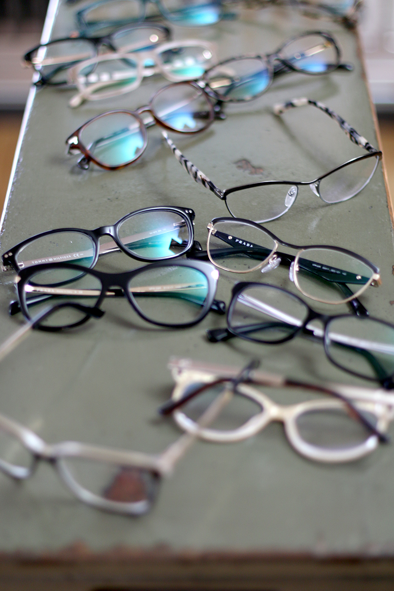 Misterspex Eye Candy Brillentrends / hottest Trends in Eyewear