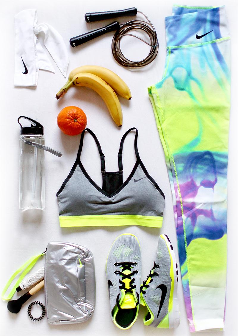 Nike, Gym Wear, Sportoutfit, NTC Week