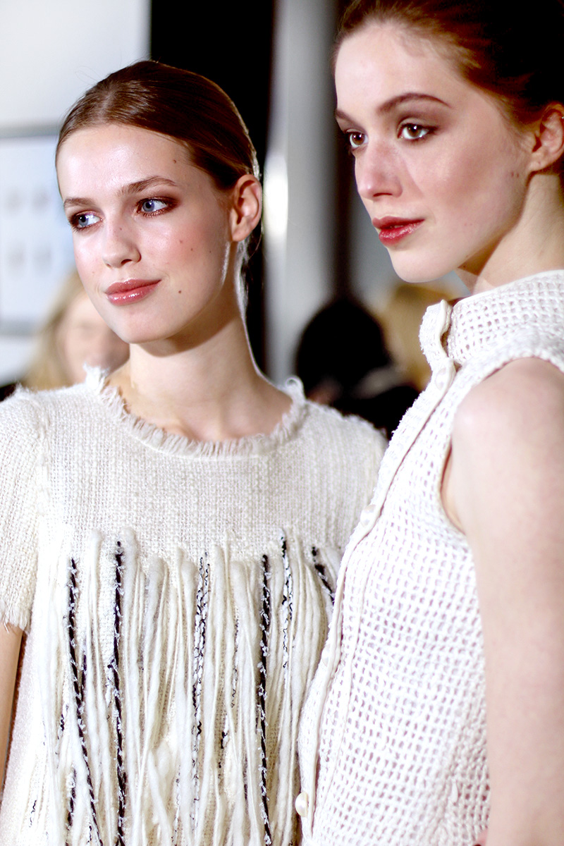 Chanel Fall/Winter Collection 2015 Les Autumnales, Blue Rhytm and the new Chanel Chance Eau Vive EdP