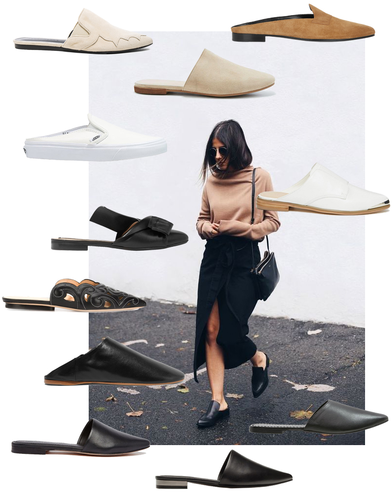 Ladies Black Vintage Shoes