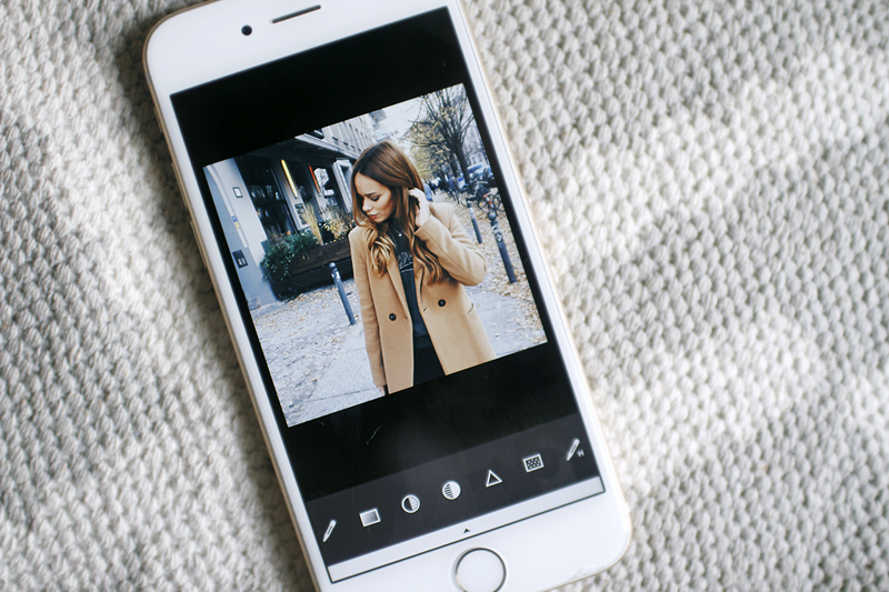 How to edit photos for Instagram using VSCO Cam and Snapseed